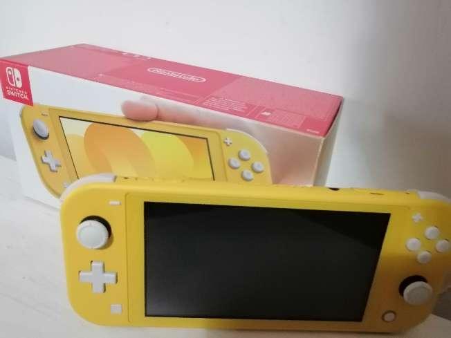 Imagen Nintendo Switch Lite