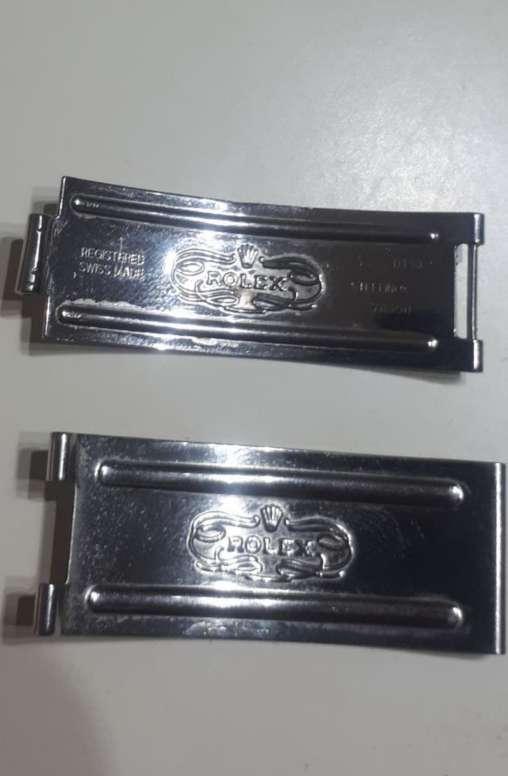 Imagen producto 2 piezas Rolex original  1