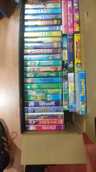 Imagen Colección Disney VHS
