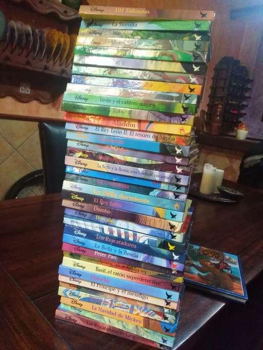Imagen Colección libros Disney.