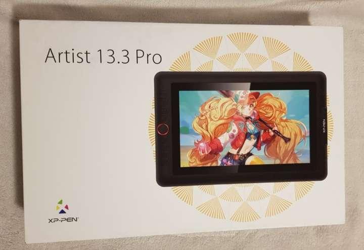 Imagen Tableta gráfica digital XP-PEN Artist 13.3 PRO