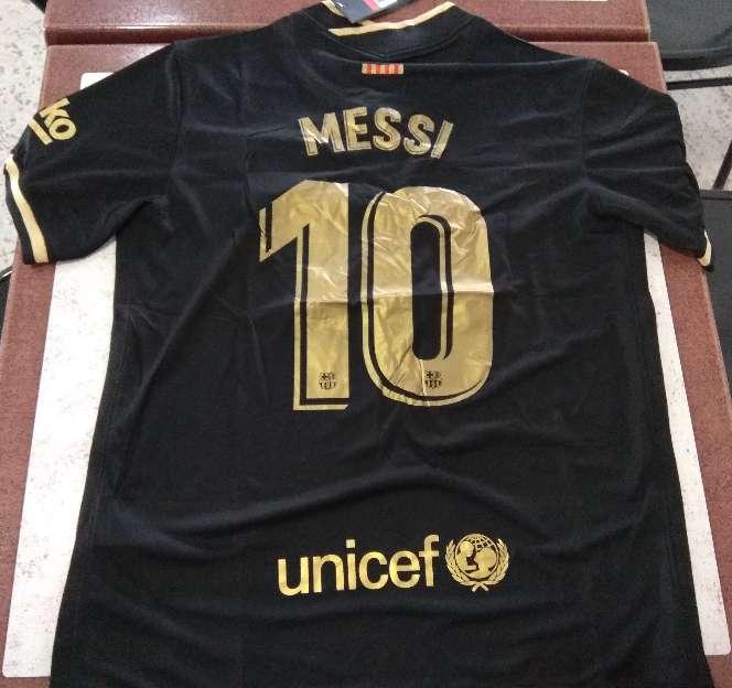 Imagen Messi 20/21