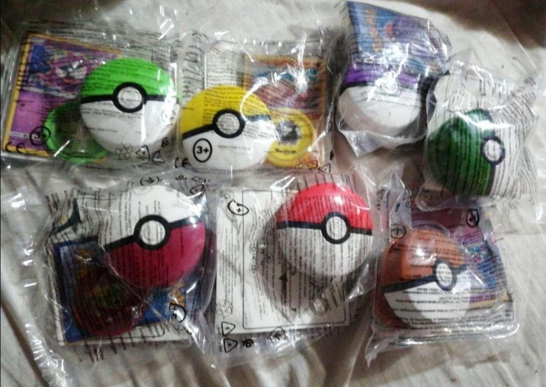 Imagen Juguetes Pokémon macdonal