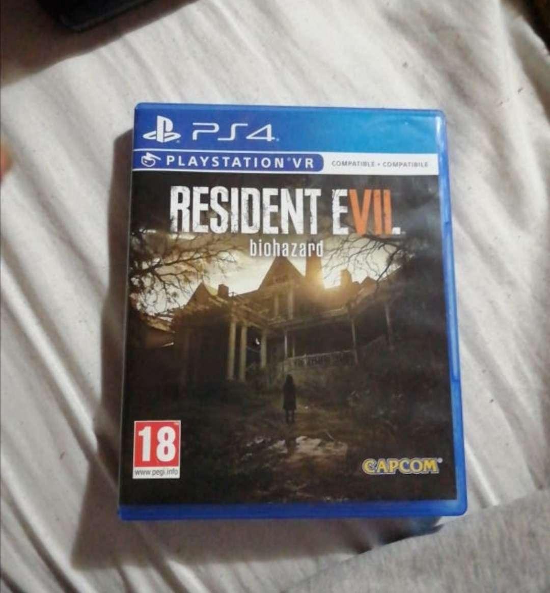 Imagen Resident evil biohazard