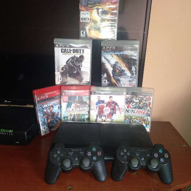 Imagen producto Vendo play station 3  2