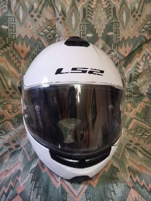 Imagen Casco moto LS2