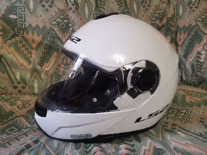 Imagen producto Casco moto LS2 3