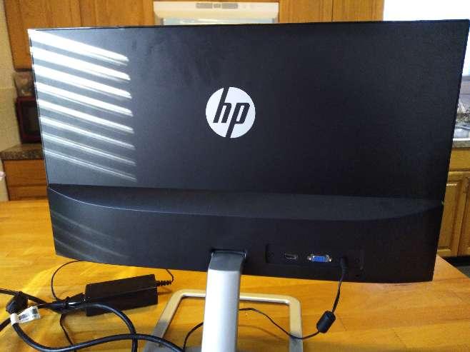 Imagen monitor HP
