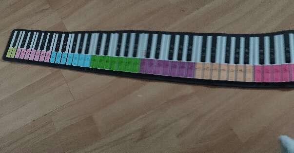 Imagen piano flexible