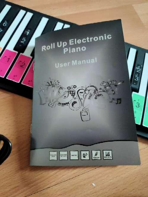 Imagen producto Piano flexible 6
