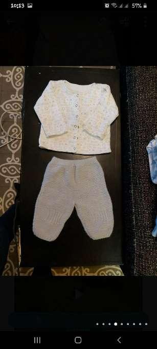 Imagen producto Ropa bebé antigua 3/12m 8