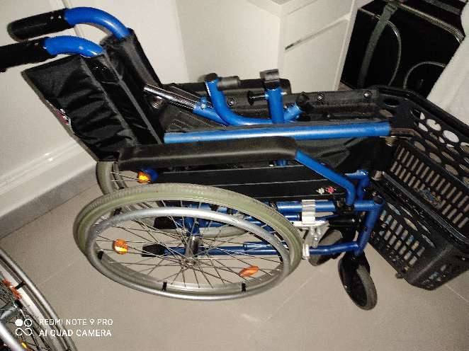 Imagen silla ruedas B+B