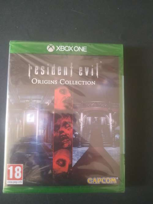 Imagen Resident Evil:Origins Collection