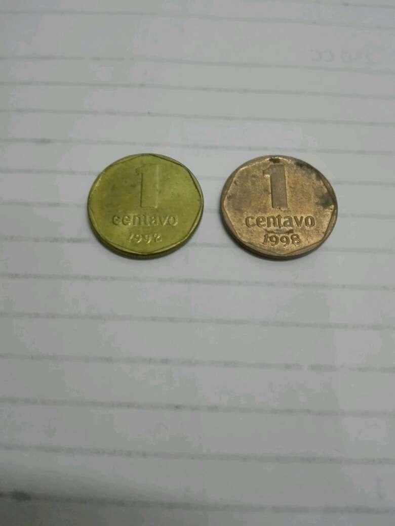 Imagen Moneda Argentina 1 centavo