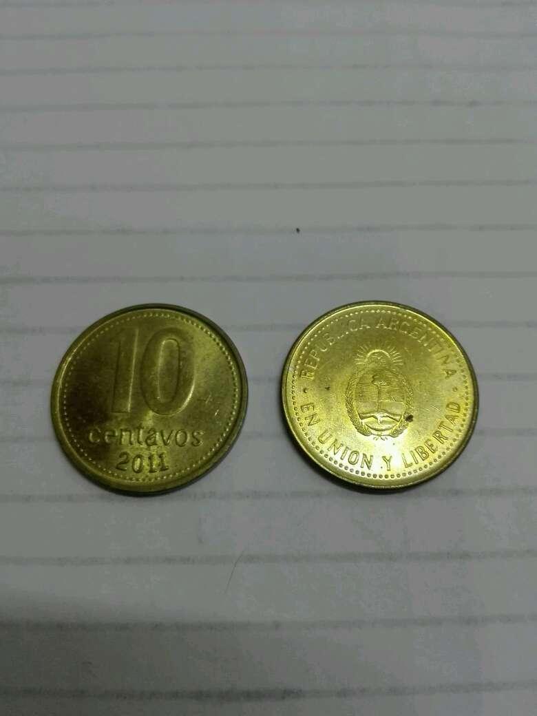 Imagen Moneda Argentina de 10 centavos