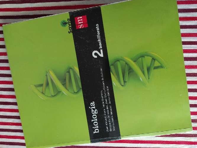 Imagen Libro biología