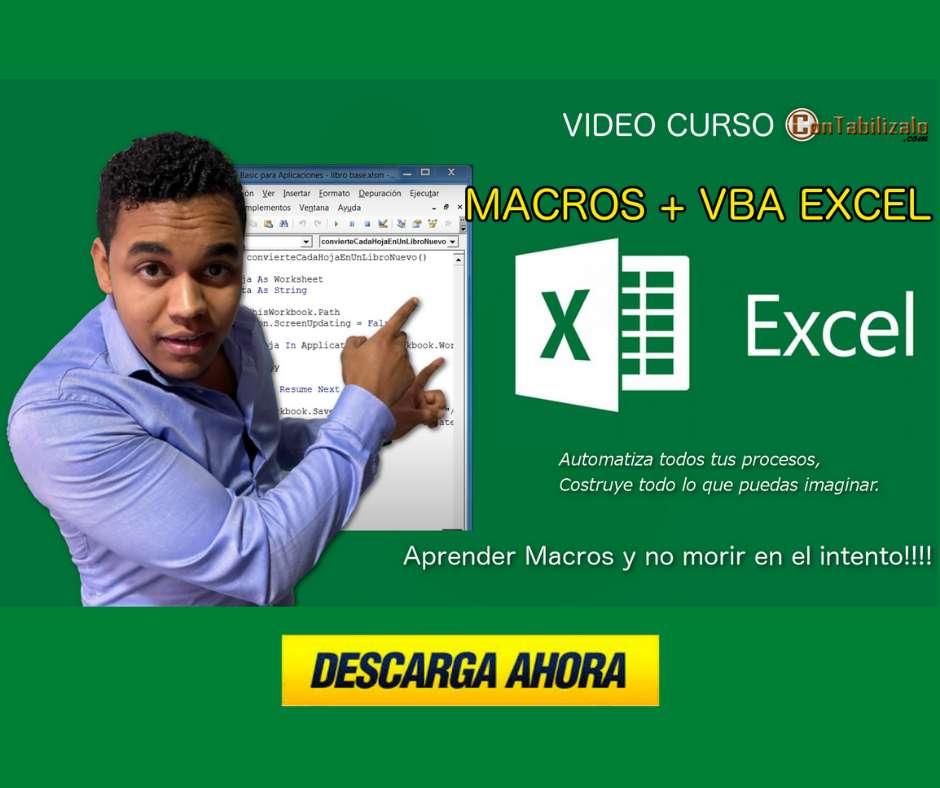 Imagen curso de EXCEL VVA Online para emprendedores y profesionales