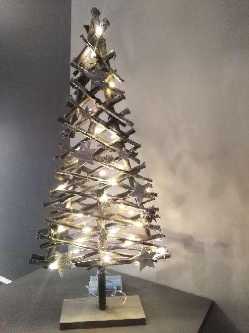 Imagen Se vende árbol de Navidad de madera