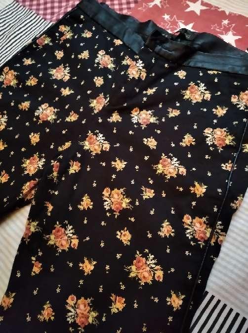 Imagen pantalón zara mujer