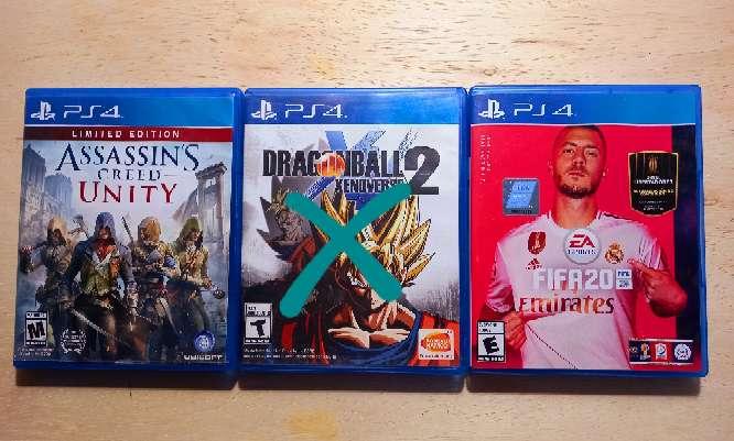 Imagen Juegos de PS4