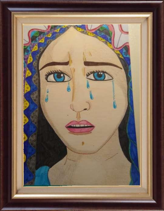 Imagen la virgen María
