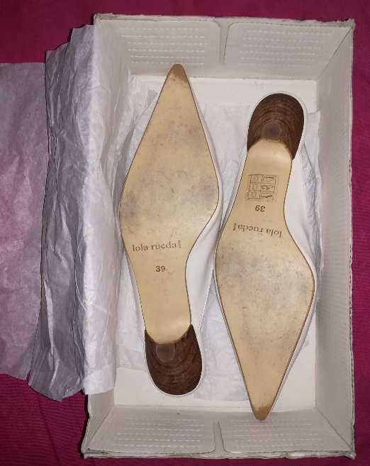 Imagen producto Zapatos Bosanova Lola Rueda Elda 6