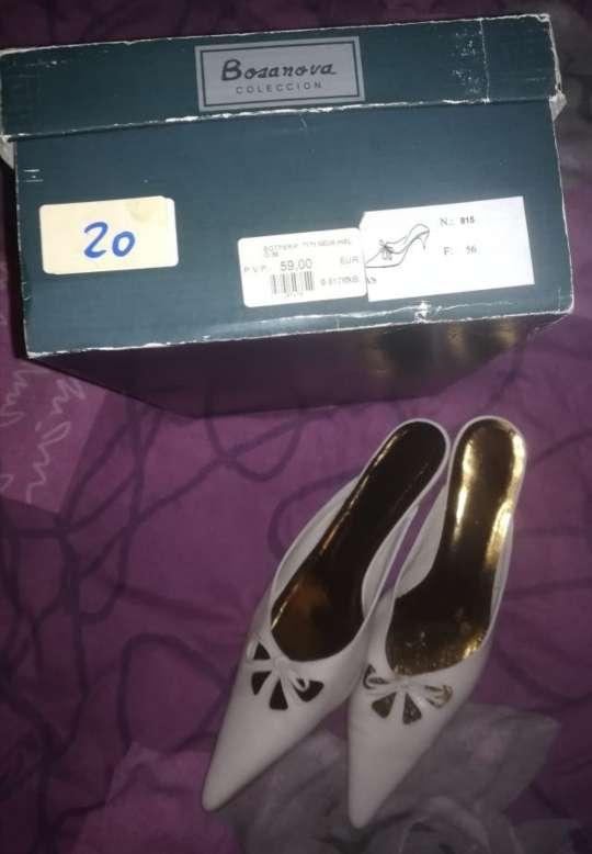 Imagen producto Zapatos Bosanova Lola Rueda Elda 3