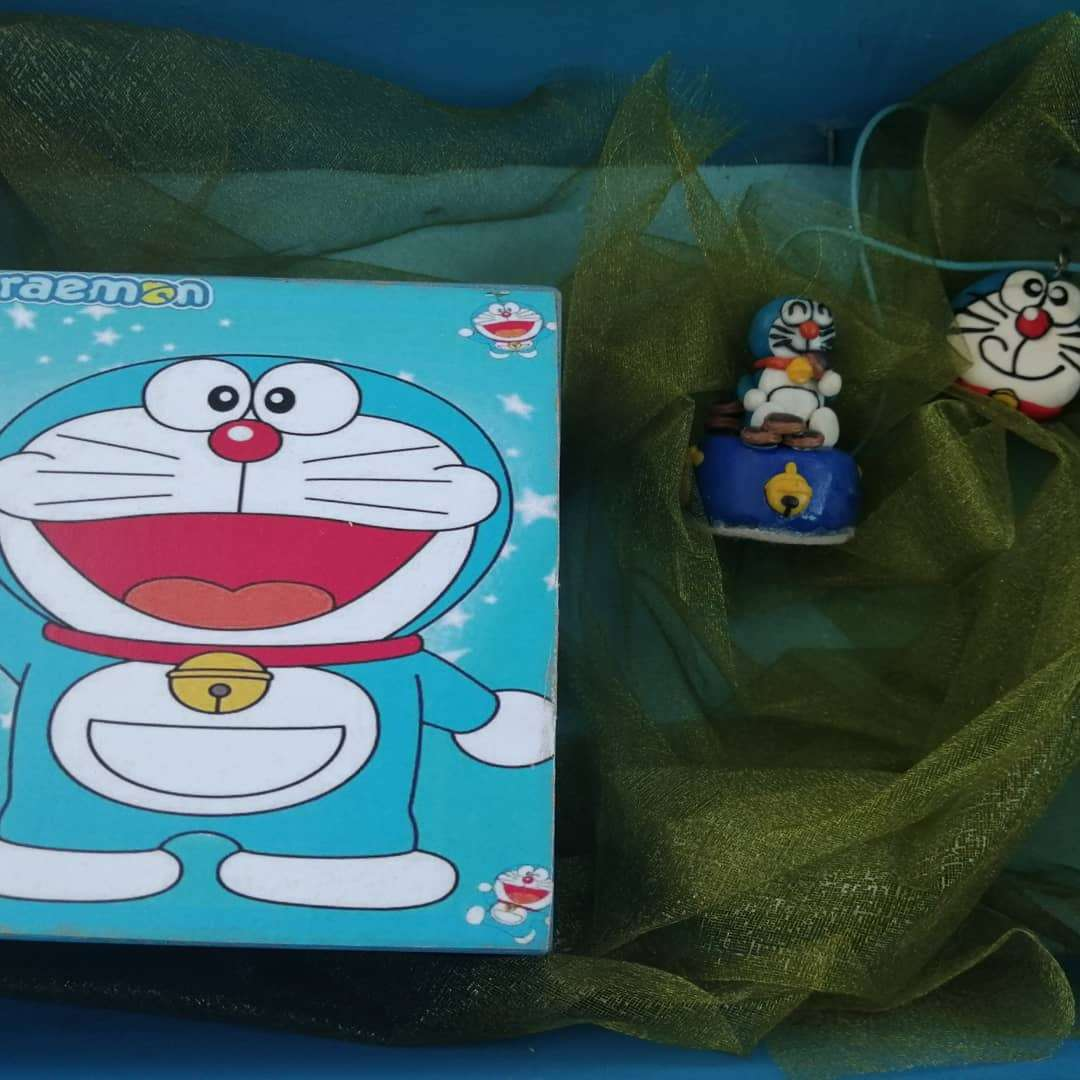 Imagen Cesta Doraemon