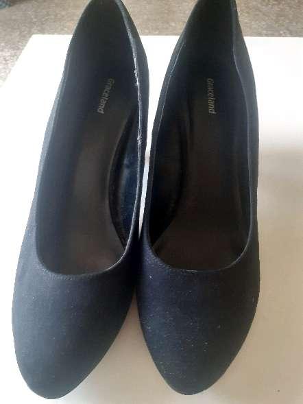 Imagen Zapatos negros mujer talla 42