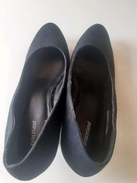 Imagen producto Zapatos negros mujer talla 42 3