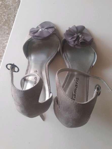 Imagen producto Zapatos mujer talla 42 marca Tamaris  4