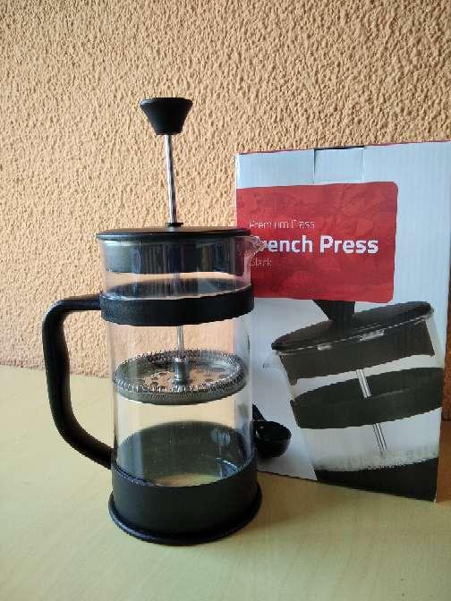Imagen Prensa francesa (French press, cafetera) nueva KICHLY