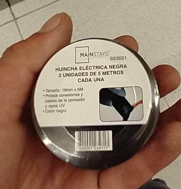 Imagen huincha electrica