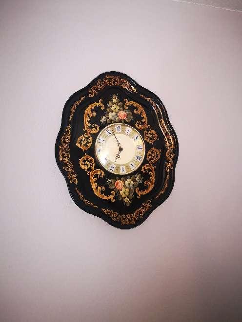 Imagen Reloj realizado a mano