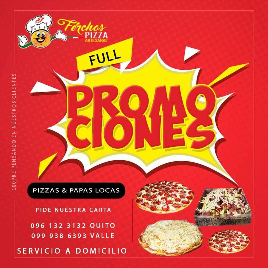 Imagen Ferchos pizza