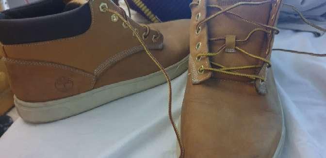 Imagen zapatos timberland