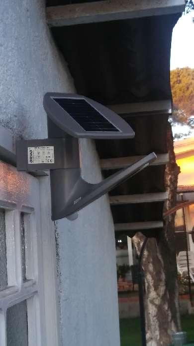 Imagen Aplique solar de diseño