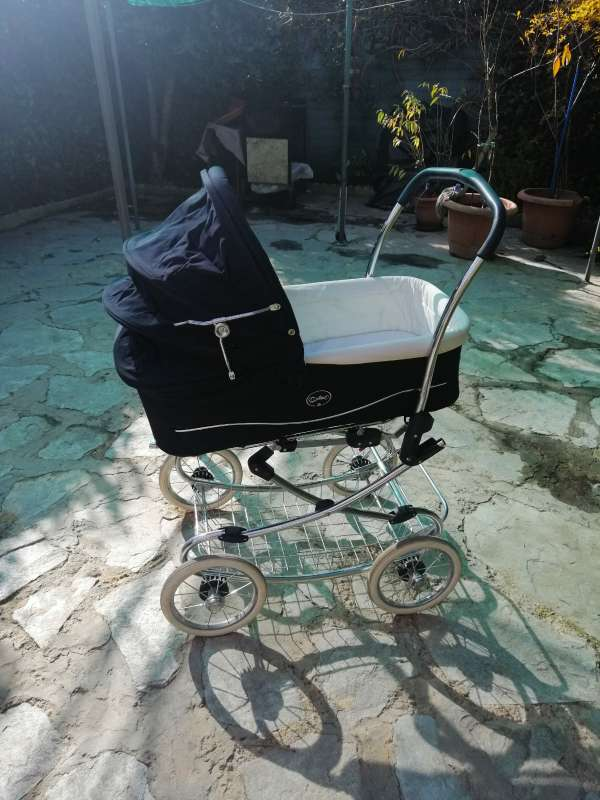 Imagen cochecito para bebé