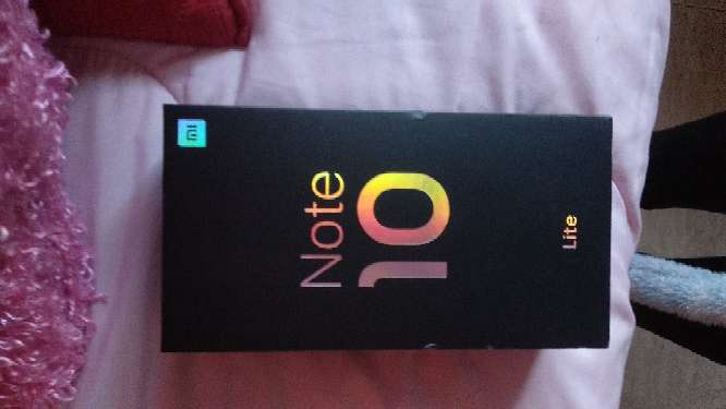 Imagen Xiaomi Mi Note 10 Lite NUEVO!