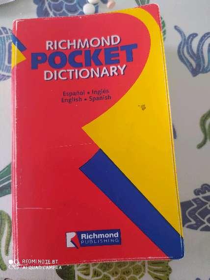 Imagen diccionario