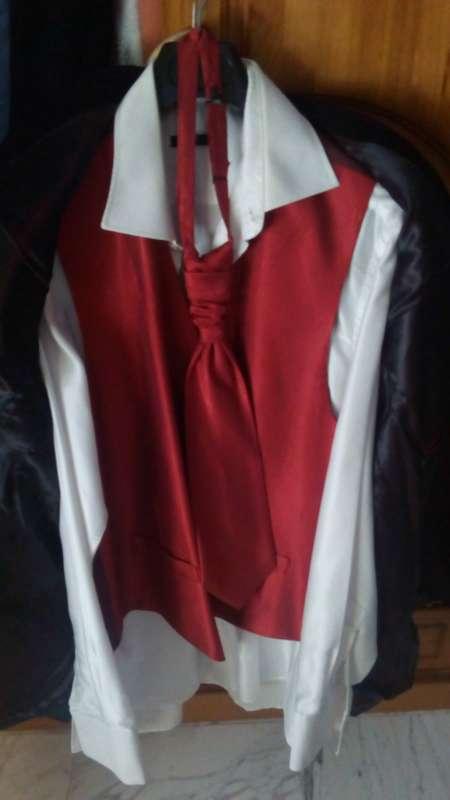 Imagen traje chaqueta hombre