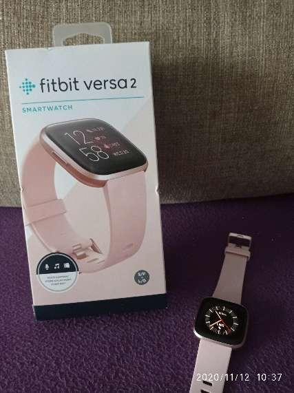 Imagen Fitbit versa 2
