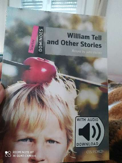 Imagen William Tell and other stories