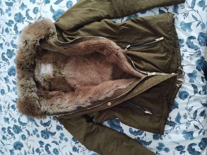 Imagen abrigo chica Zara