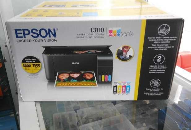 Imagen Impresora Epson L3110