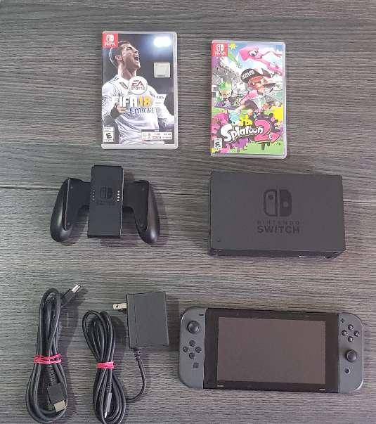 Imagen Nintendo Switch semi-nuevo