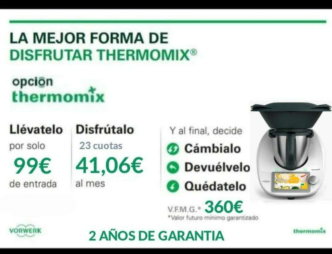 Imagen thermomix tm6