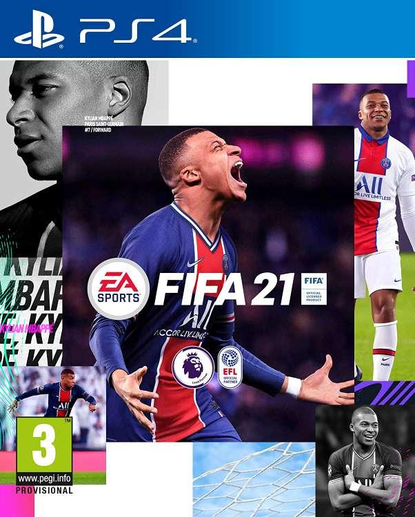 Imagen Fifa 21 para ps4