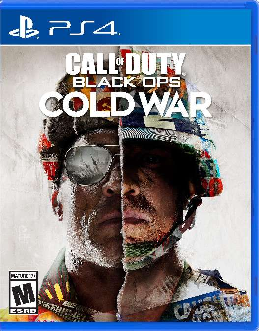 Imagen Call of duty BO Cold War Ps4