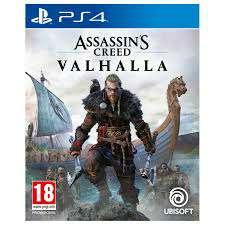 Imagen Assassin'S Creed Valhalla Ps4